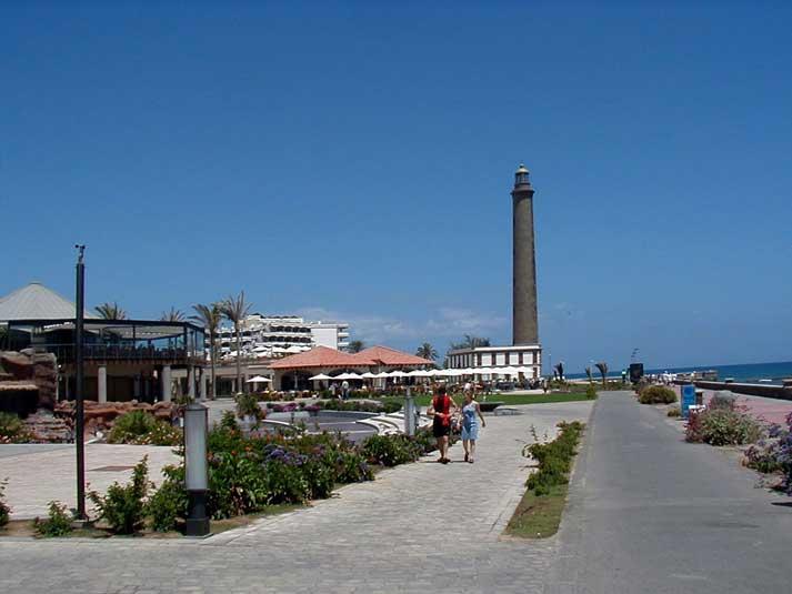 Vakantie in Maspalomas en Meloneras op Gran Canaria