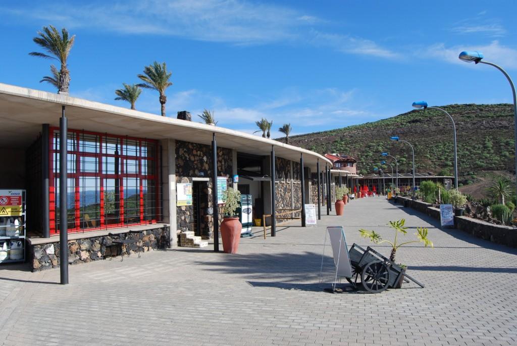 Camping - Playa de Vargas - Gran Canaria
