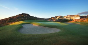 Golfbanen Salobre South Golf Maspalomas Gran Canaria