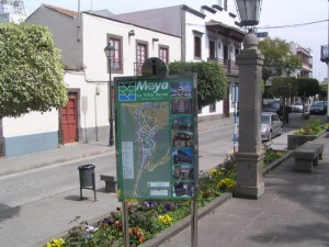 Villa de Moya Gran Canaria
