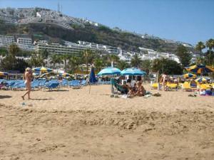 Puerto Rico - Gran Canaria - Beach