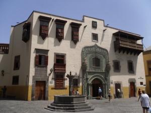 Casa de Colón - Las Palmas