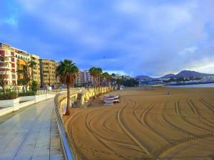 Las Palmas Playa Alcaravaneras