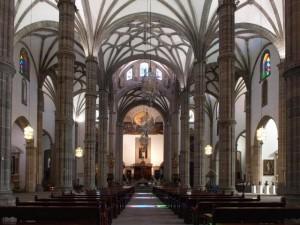 Las palmas Kathedraal Santa Ana