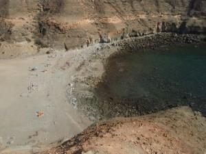 Playa Tiritaña - Mogan - Gran Canaria