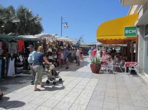 Puerto de Mogan - Mercado