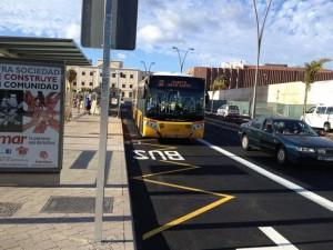 Bus Gran Canaria - Las Palmas