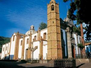 Basiliek van Teror op Gran Canaria