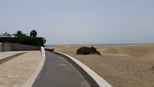 Mirador de las Dunas in Playa del Ingles