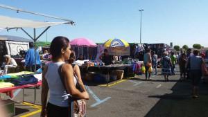 Markt op woensdag in Vecindario