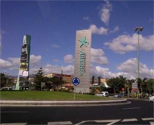 Vecindario en Centro Comercial Atlantico