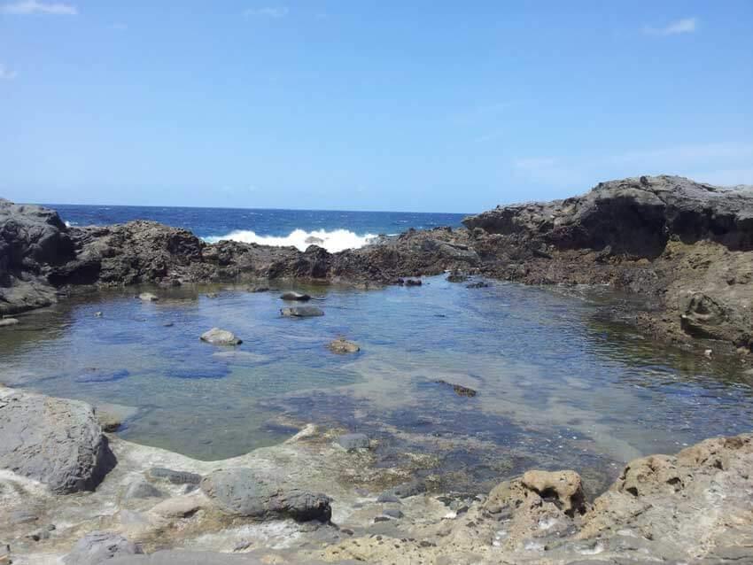 Arucas Playa de el Puertillo Gran Canaria
