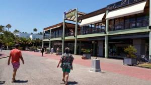 Winkelcentrum Varadero in Meloneras en Maspalomas