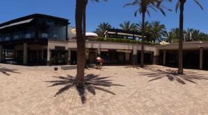 Winkelcentrum El Faro in Meloneras en Maspalomas