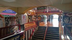 Cita is het overdekte shopping center in Playa del Ingles
