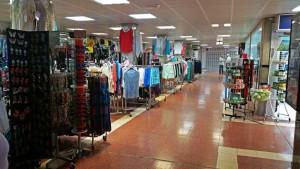 Winkels in het shopping center Cita in Playa del Ingles