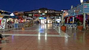 Shopping in het winkelcentrum Cita in Playa del Ingles
