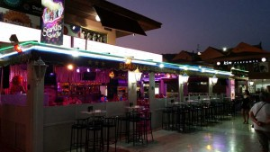 Show- en cabaretbars in Yumbo in Playa del Ingles