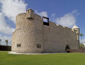 Castillo de La Luz op La Isleta in Las Palmas