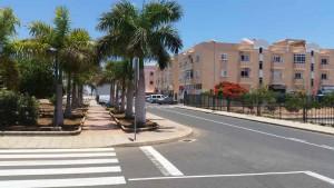 Moderne woonwijk in El Tablero