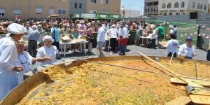 Festiviteiten in El Tablero