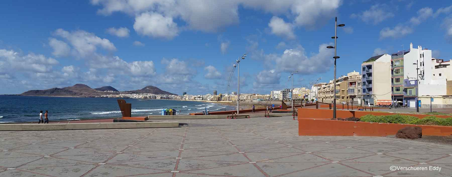 Beach of the capital las palmas gran canaria - Capital de las palmas ...