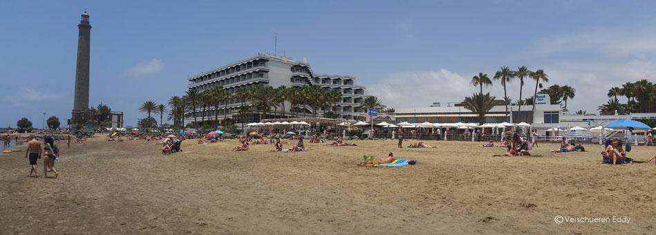 Beach, sun and sea of Maspalomas and Meloneras | Gran Canaria