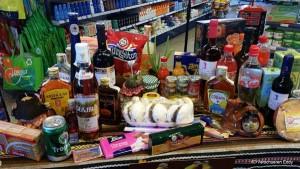 De keuken producten van Gran Canaria