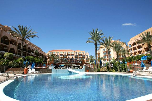 Hotels And Resorts On Maspalomas Gran Canaria