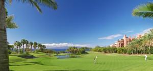 Golf op Gran Canaria