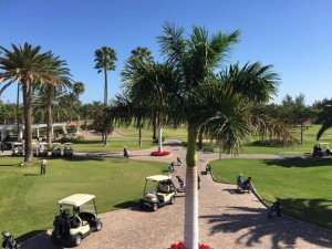 Golf clubs op Gran Canaria