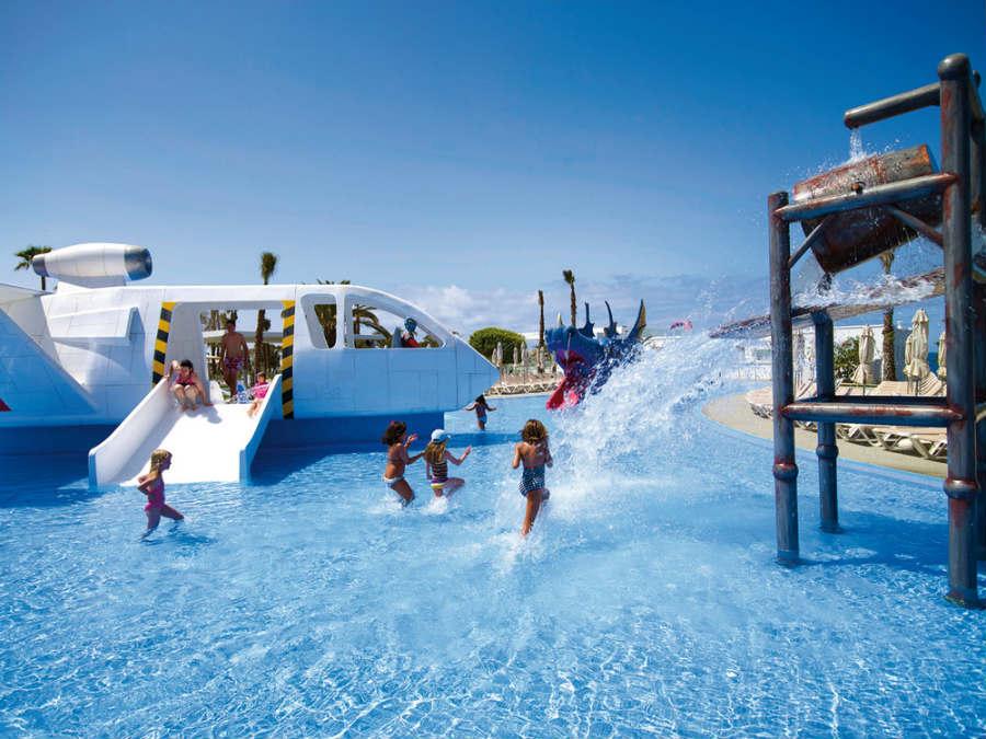 Kindvriendelijke hotels dichtbij het strand van Maspalomas