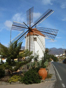 Mogan - Windmolen