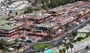 Puerto Rico - Shoppingcenter - Gran Canaria