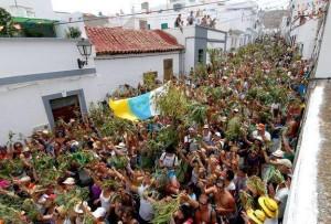 Agaete Fiesta La Rama