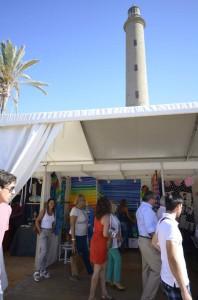 Maspalomas Feria Artesania Guinina