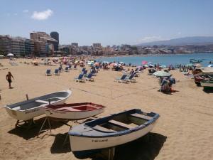 Las Palmas Playa Las Canteras