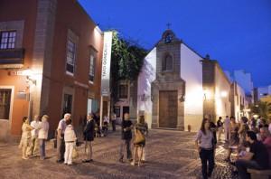 Vegueta Las Palmas - Ermita de San Antonio Abad