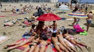 Playa de las Canteras Las Palmas