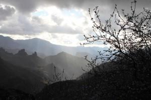 Tejeda at Gran Canaria