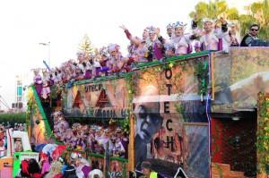 Carnaval Maspalomas Playa del Ingles