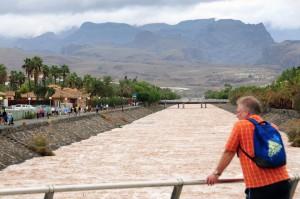Wisselvallige weersomstandigheden op Gran Canaria