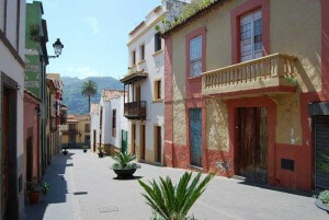 Teror on the island of Gran Canaria