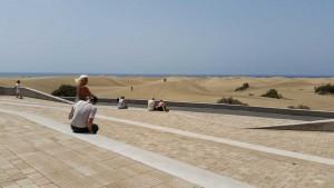 Mirador de las Dunas in Playa del Ingles