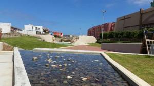 Park Bellavista im San Fernando auf Gran Canaria