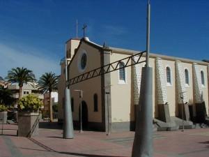 Kapel in Vecindario op Gran Canaria