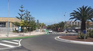 Vecindario en Calle Insular nabij Centro Comercial Atlàntico