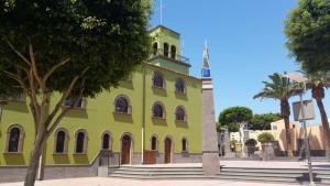 Kerk van Parochie San Rafael in Vecindario