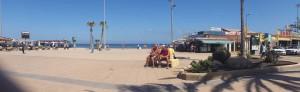 De Plaza aan het strand van Playa del Ingles