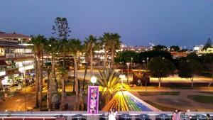 Yumbo y la vida nocturna en Playa del Inglés